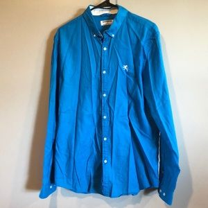 Express cotton button down